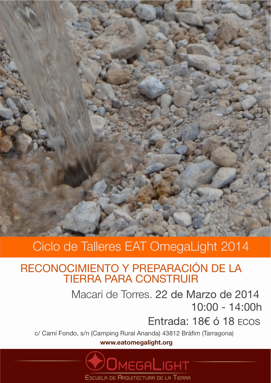 1er TALLER 2014 - EAT OmegaLight