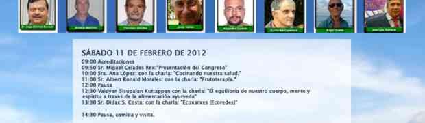 II Congreso y Feria de Alimentación Consciente