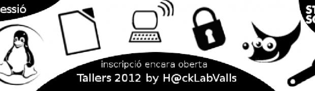 Tallers al hacklab 2012 - Sessio 1