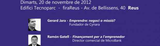 X Jornada d'emprenedoria, 20 de novembre a Reus.