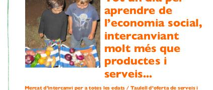 Fira-Mercat d'Intercanvi 20 Gener a Les Esplanes-NULLES (Alt Camp)