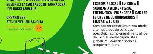 Xerrada: L'Alternativa Social. 23 Febrer 19H