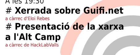 Xerrada sobre Guifi.net a Valls