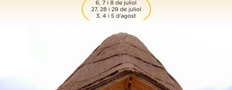 Curs de Bioconstrucció - La casa de palla optimitzada: juliol i agost.