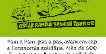 La marxa per l'Economia Solidària arriba a Reus!