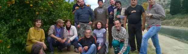 1º Trobada d'Ecoxarxes Bioregional Sud.