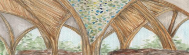 [Projecte Cúpula] Una bio-construcció amb canya a Les Esplanes