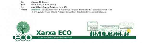 [TGN-16 de maig] Presentació del model organitzatiu i econòmic de la CIC i les ecoxarxes